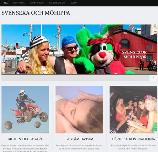 Svensexa & Möhippa