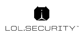 LOL! Security logotype